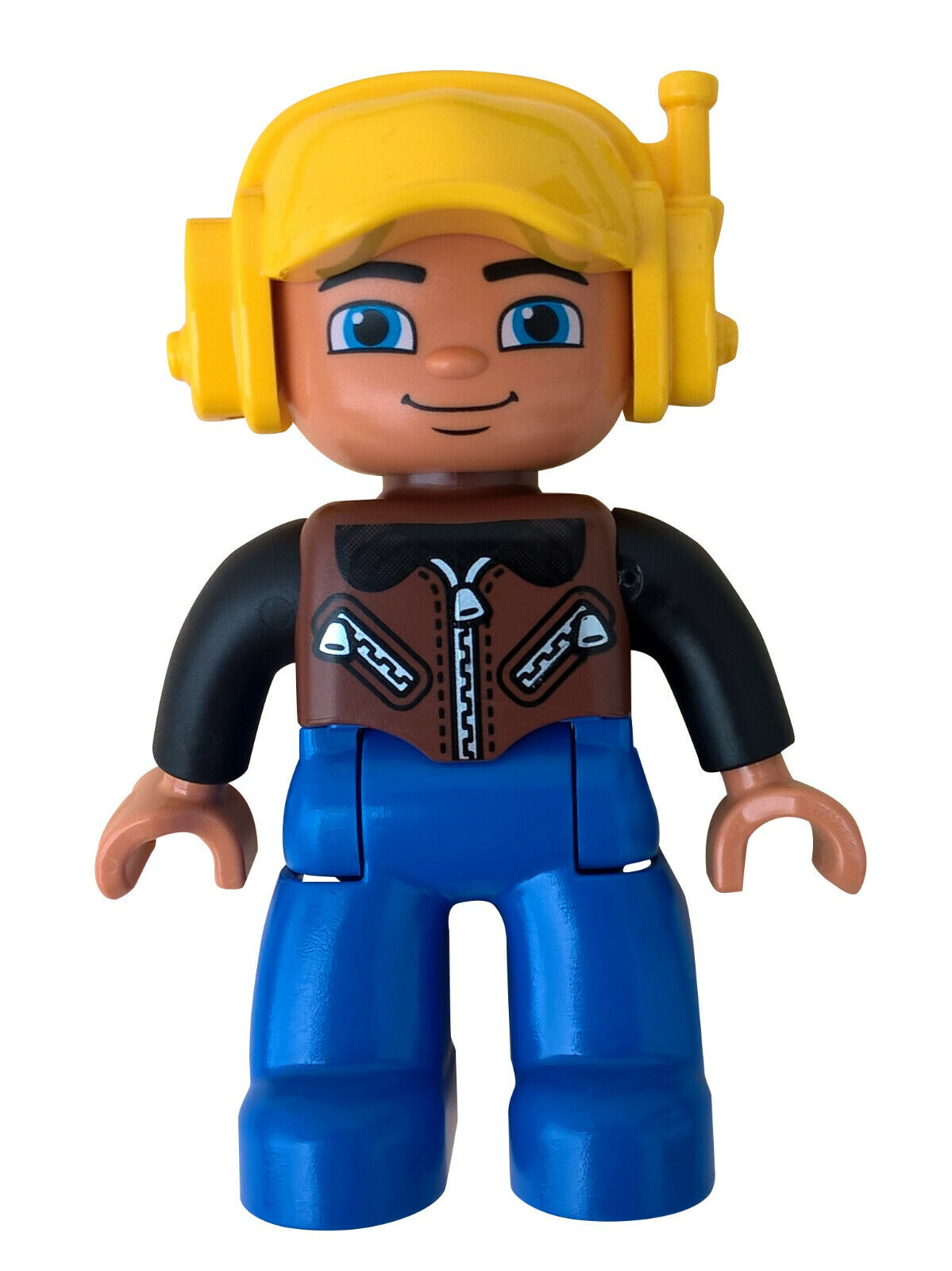 LEGO® DUPLO® Zoowärter Mann Figur 63710 NEU