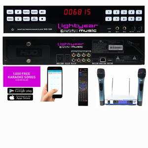Details about Karaoke Machine Apple Android Youtube Karaoke App Digital  Karaoke Room Player
