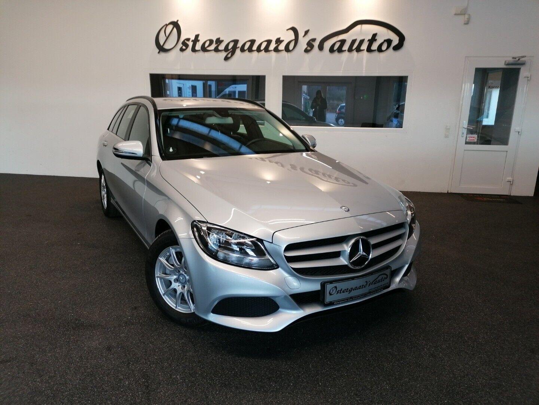 Mercedes C200 2,0 stc. aut. 5d - 324.900 kr.