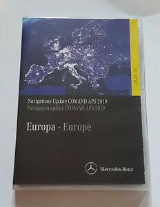 2019-MERCEDES-NTG2-5-SAT-NAV-DVD-DISC-NAVIGATION-MAP-UPDATE-EUROPE