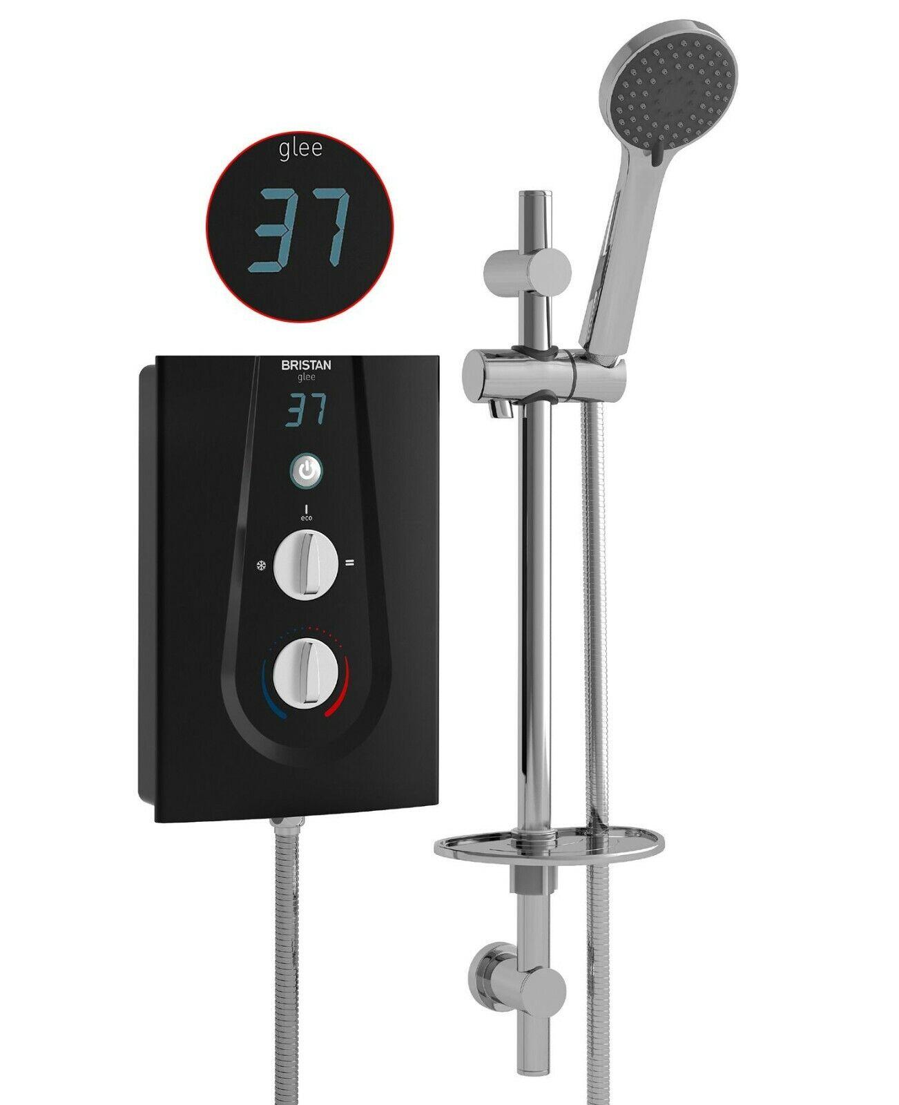 Bristan Glee 8.5 kW Noir Douche électrique GLE385 B