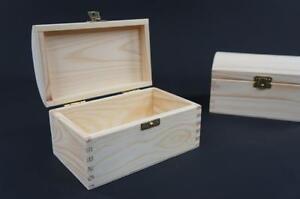 1-x-Plain-Wooden-Jewellery-Small-Treasure-Chest-Keepsake-Box-Trinket-Storage