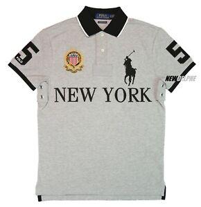 Details about NWT Polo Ralph Lauren Men Big Pony Polo Shirt
