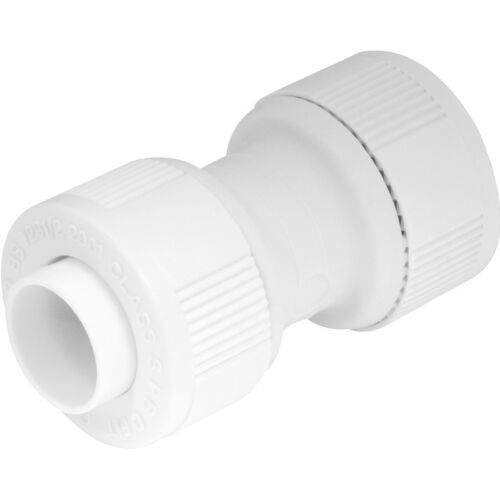 NEW Straight Connector 15mm Each