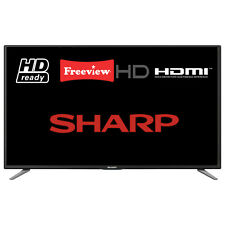 "Sharp LC-32CHF5111K 32"" LED TV HD Ready 720p With Freeview HDMI USB"
