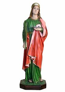 Saint-Lucy-resin-statue-cm-85-with-glass-eyes
