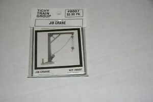 HO-TICHEY-8007-JIB-CRANE-KIT-NEW
