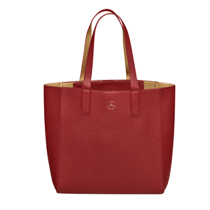 Red Bag Ovp Ladies Original Mercedes Benz Shopping New Uwp11q