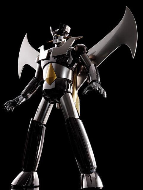Alma de Cogokin GX-70CN Mazinger Z D.c. Cromo Noir Figura de Acción Bandai Nuevo