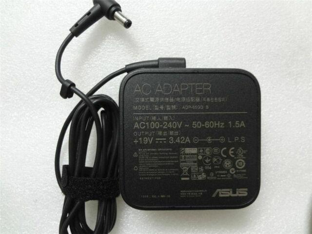 Asus Orjinal 65W PA-1650-78 PA-1650-48 charger CORD 4.5*3.0m Şarj Adaptörü