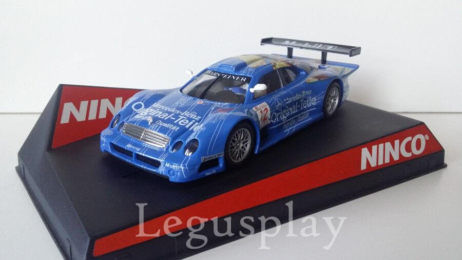 SCX Scalextric Slot Ninco 50312 Mercedes CLK GTR  Original Teile