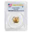 PCGS MS70 First Strike Flag Label 2019 $5 American Gold Eagle 1//10 oz