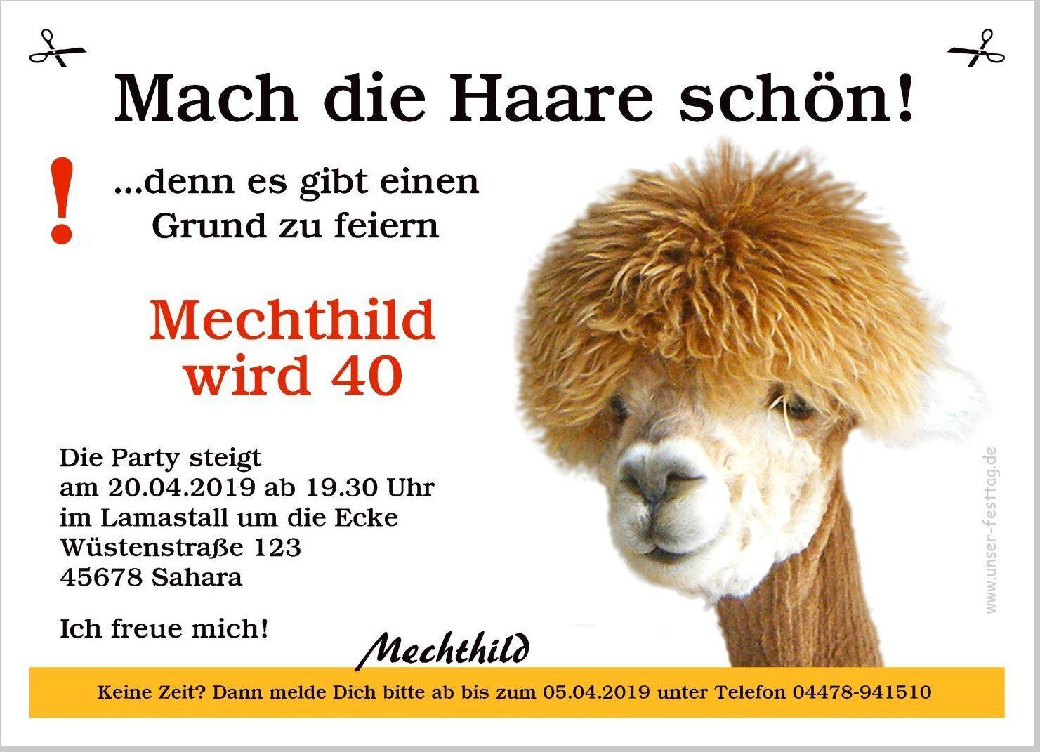 Lustige Einladungskarte zum Geburtstag originell tierisch Wunschext 30 40 50 60   | Niedriger Preis  | Online Shop Europe