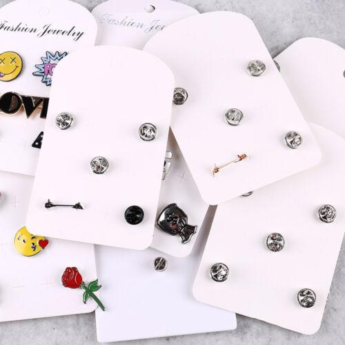 SET Pins Button Brosche Patches Sticker Aufnäher Stern Tasche Jeans Jacke Hose
