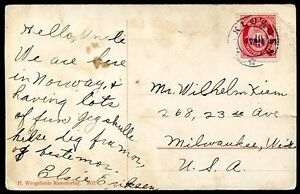 La-Norvege-aux-Etats-Unis-klongen-annuler-sur-diffuse-CARTE-POSTALE-1914-VF