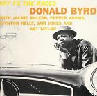 Off to the Races [RVG Edition] by Donald Byrd (CD, Sep-2006, Blue Note (Label))