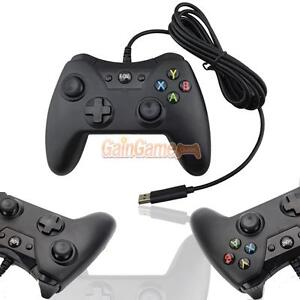 New-Wired-Game-Controller-For-Microsoft-Xbox-One-USA-Seller-Free-Shipping
