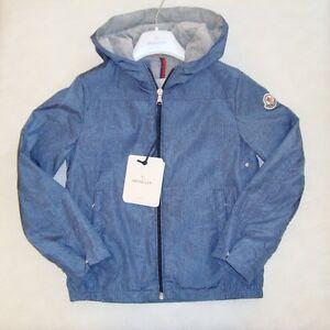Giubbotto-MONCLER-tg-8a-10a-abbigliamento-originale-bambino-nuovo-ville-imprime