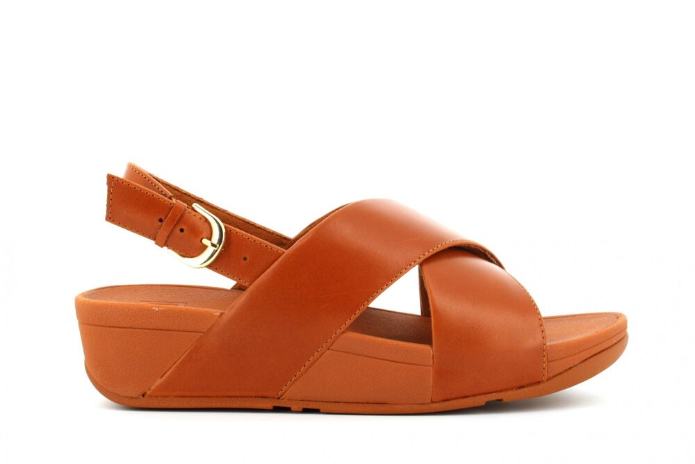 Intelligente Fit Flop A19f Chaussures Femme Sandale K03-098 Lulu Cross Back-strap Sandals Fabrication Habile