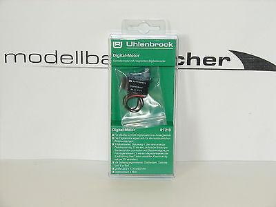 Neuware+ Uhlenbrock 81210 Digital Motor