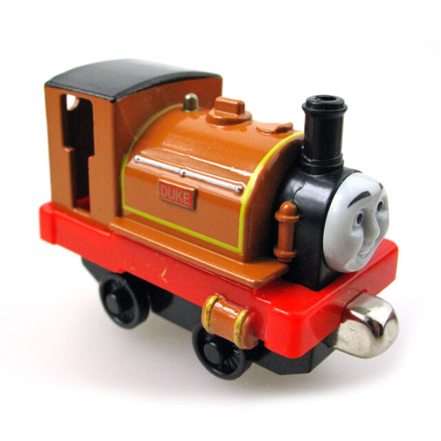 T0135 Die-cast Metal Alloy THOMAS and friends The Tank Engine train-Duke