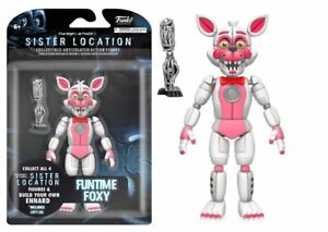 Funko-13742-Five-Nights-at-Freddys-Action-Figure-FNAF-FT-Foxy