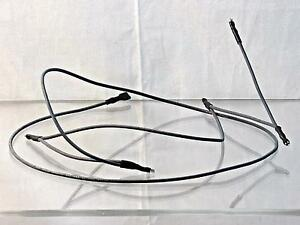 whirlpool wire harness black oven stove cooktop jumper wire 66 quot