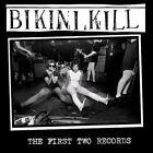 First Two Records [Bonus Tracks] by Bikini Kill (CD, Jun-2015, Bikini Kill Records)