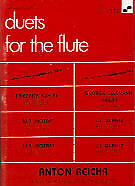DUETS FOR THE FLUTE WF 142