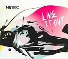 Live It out 0060270090828 by Metric CD