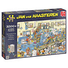 Jan Van Haasteren The Printing Office Jigsaw Puzzle 3000-piece
