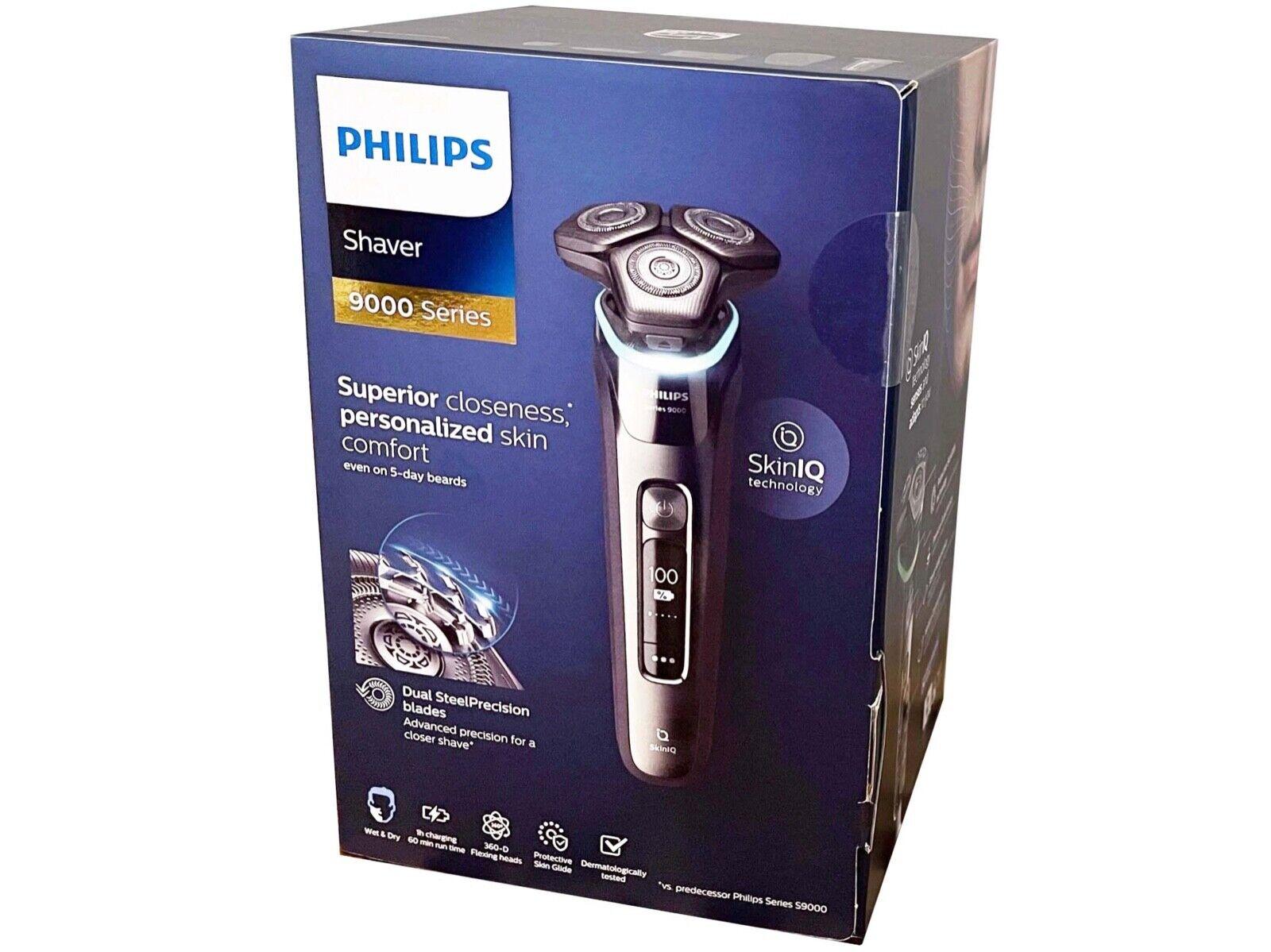 Philips Series 9000 S998755 Elektrischer Nass-Trockenrasierer Neu Händler