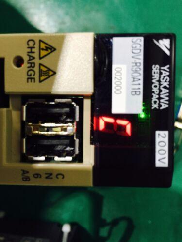 YASKAWA SGDV-R90A11A SGDV R90A11A SERVOPACK Expedited shipping