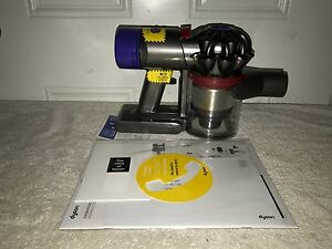 dyson v8 absolute body motor cyclone bin battery filters new ebay. Black Bedroom Furniture Sets. Home Design Ideas