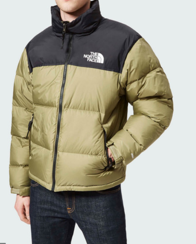 The North Face Nuptse 1996 Packable Men's Olive Bl
