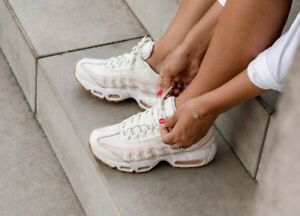 Details about Nike Air Max 95 'Guava Ice' Trainers Women's Uk Size 6.5 40.5 307960 111 New Box
