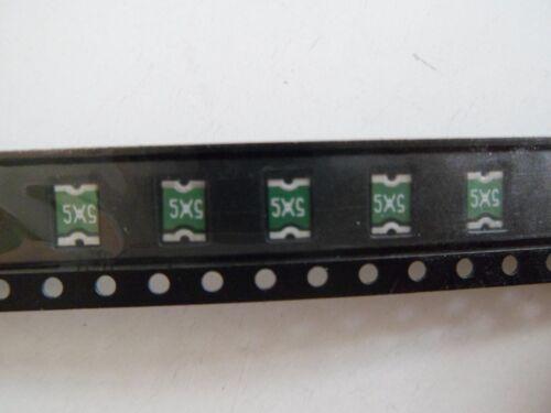 TE Connectivity MINISMDC050F-2 Rückstellbare Sicherung *10 Stück* *Neu*