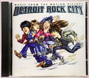 KISS CD - DETROIT ROCK CITY - SOUNDTRACK - RUSSIA 1999 - C263608
