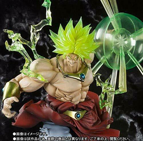 Figuarts ZERO Dragonbtutti Z Super Saiyan Broly The  Burning Battle Japan version  di moda