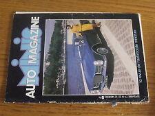 $$v Revue Minis Auto Magazine N°22 Volkswagen  Golf  Ferrari 512M  Facel Vega II