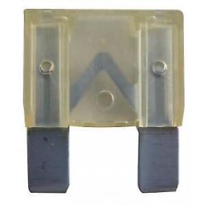 2 X Fusible Cajas Apto Para Tira de enlace o Midi Fusibles