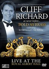 Cliff Richard - Bold As Brass Special Ltd Edition (DVD,2010)NEW SEALED FREEPOST