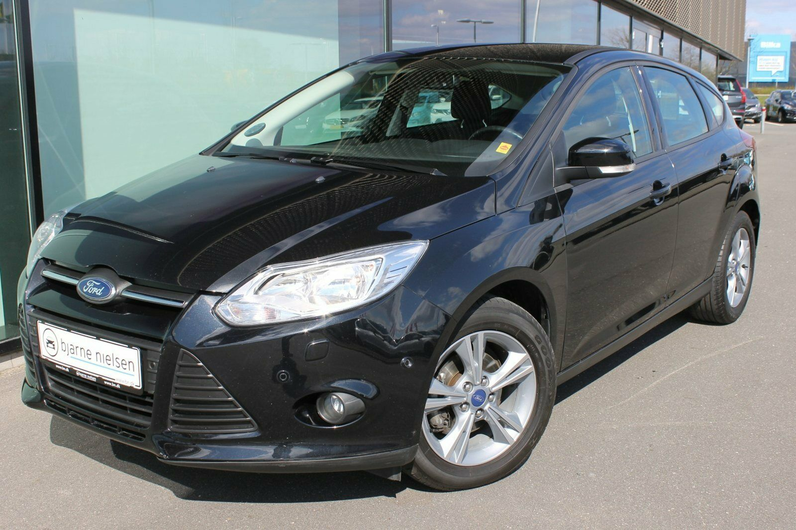 Ford Focus 1,0 SCTi 125 Edition ECO
