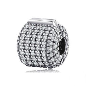 Clip-Lock-Spacer-Stopper-Charm-Bead-Crystal-Clip-Beads-Suits-Pandoras-Bracelet