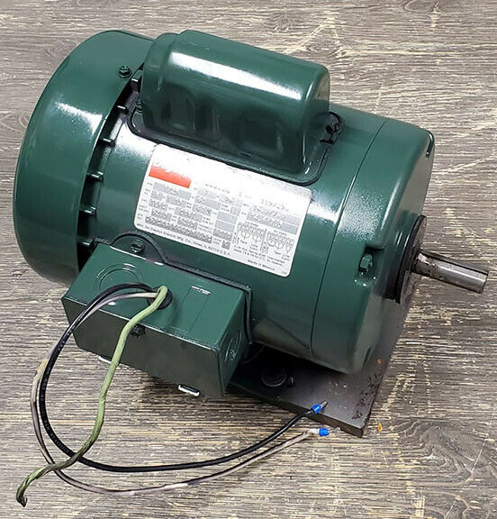 Dayton Farm Duty Motor Model 6k622q 115 230 Volt For Sale Online Ebay