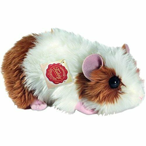 t4J 926191 peluche di porcellino d'india colore Hermann Teddy Collection