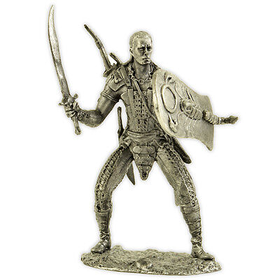 The Scorpion King Tin toy soldiers Fantasy 1//32 miniature metal sculpture