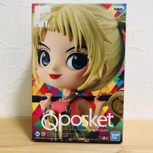 Banpresto Birds Of Prey Q Posket Harley Quinn Normal Color Ver Japan Ebay