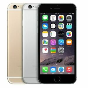 Apple iPhone 6 16GB Factory  GSM Unlocked T-Mobile AT&T Space Gray Silver Gold