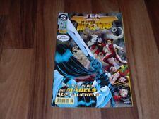 JLA Special: YOUNG JUSTICE #  8 -- Dino 1. Auflage 1999 / die Mädels tauchen auf